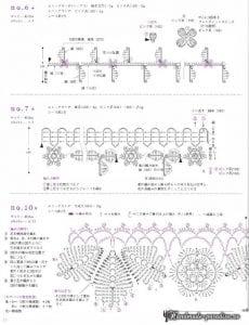 Örgü Perde Bağı Modelleri 7