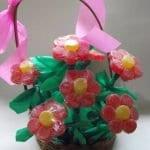 Şeker Buketi Yapımı 9