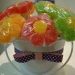 Şeker Buketi Yapımı 17