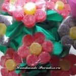Şeker Buketi Yapımı 8