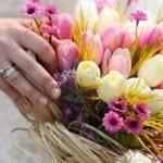 Yapay Gelin Çiçeği Yapımı 1