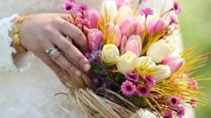 Yapay Gelin Çiçeği Yapımı