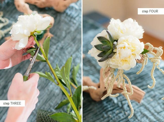 Yapay Masa Çiçeği 2