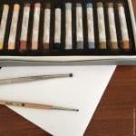 Bez Bebek Yüz Çizimi Yapılışı 18