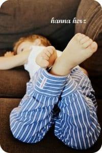 Erkek Gömleğinden Pijama ve Etek Yapılışı 10