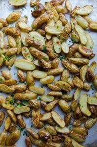 Fırında Patates Çeşitleri