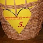 Gazeteden Kalpli Sepet Yapımı 4