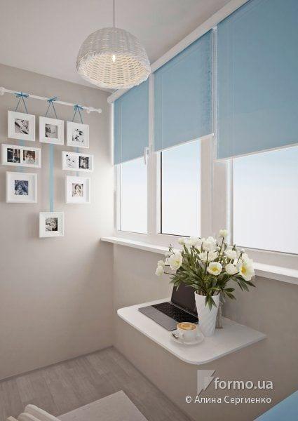 Küçük Balkon Dekorasyonu İçin Örnekler 99