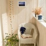 Küçük Balkon Dekorasyonu İçin Örnekler 12
