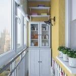 Küçük Balkon Dekorasyonu İçin Örnekler 27