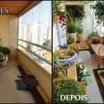 Küçük Balkon Dekorasyonu İçin Örnekler 29