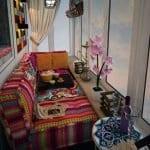 Küçük Balkon Dekorasyonu İçin Örnekler 39