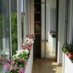 Küçük Balkon Dekorasyonu İçin Örnekler 50