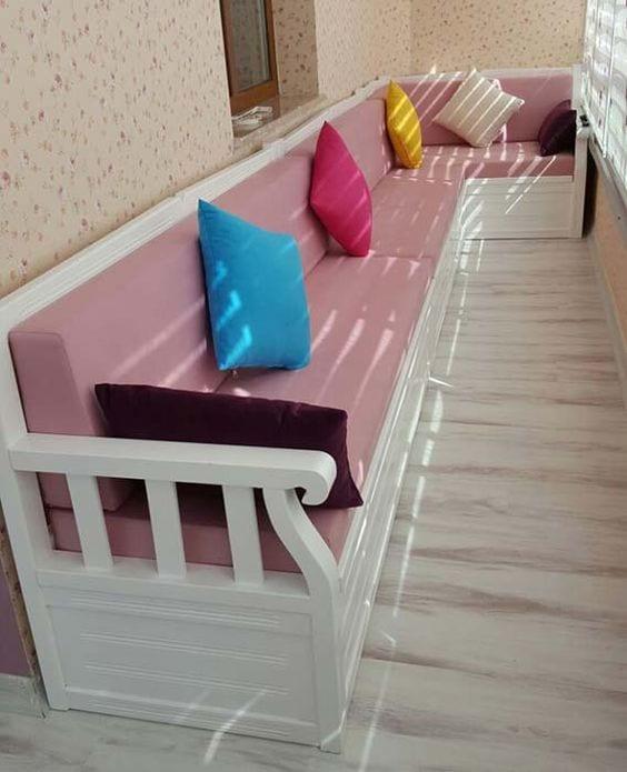 Küçük Balkon Dekorasyonu İçin Örnekler 83