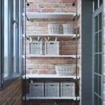 Küçük Balkon Dekorasyonu İçin Örnekler 84