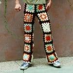 Örgü Pantolon Modelleri 20
