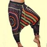 Örgü Pantolon Modelleri 24