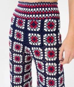Örgü Pantolon Modelleri