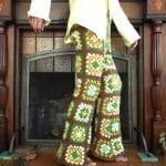 Örgü Pantolon Modelleri 6