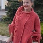 Şiş Örgü Kazak Modelleri 19