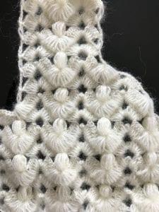 Yarım Çam Yeleği Modeli Yaka ve Kol Kesimi