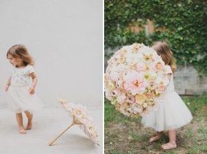 Çiçekli Şemsiye Yapılışı 5