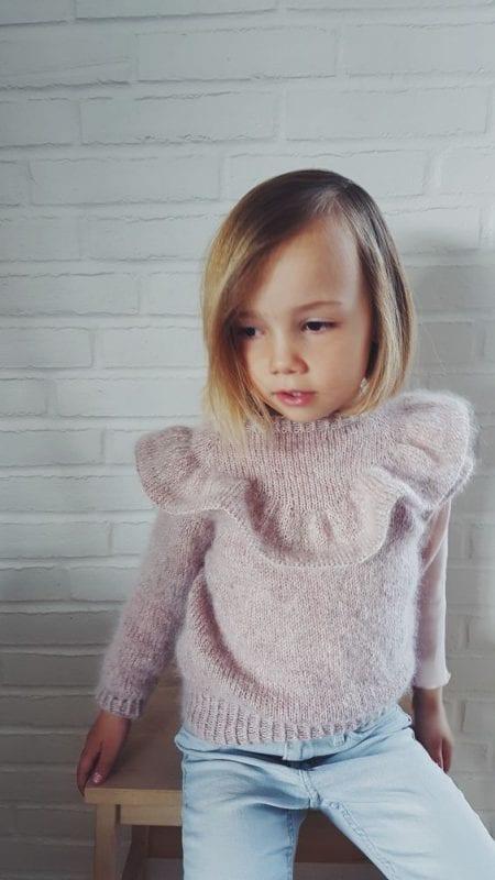 Çocuk Kazak Modelleri 9