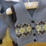 Erkek Bebek Örgü Modelleri 99