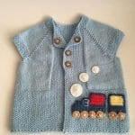 Erkek Bebek Örgü Modelleri 102