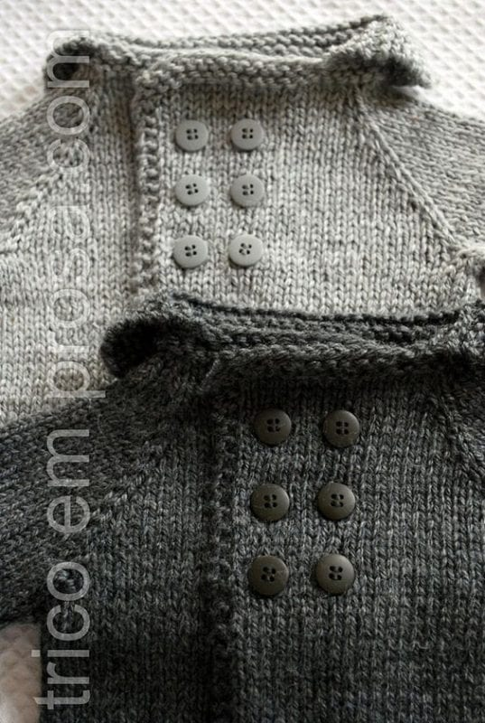 Erkek Bebek Örgü Modelleri 107