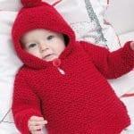 Erkek Bebek Örgü Modelleri 108