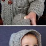 Erkek Bebek Örgü Modelleri 11