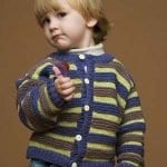 Erkek Bebek Örgü Modelleri 14