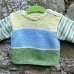 Erkek Bebek Örgü Modelleri 16