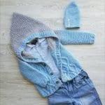 Erkek Bebek Örgü Modelleri 19