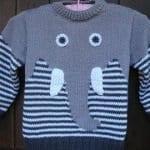 Erkek Bebek Örgü Modelleri 48