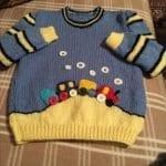 Erkek Bebek Örgü Modelleri 50