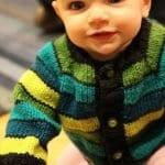 Erkek Bebek Örgü Modelleri 61