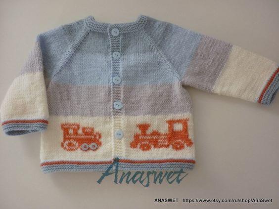 Erkek Bebek Örgü Modelleri 63