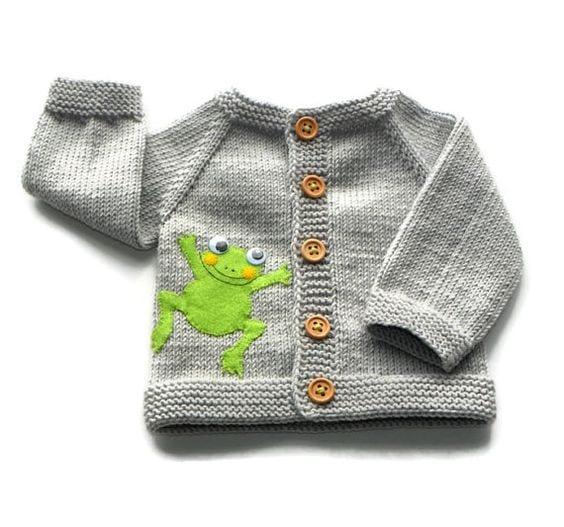 Erkek Bebek Örgü Modelleri 75