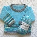 Erkek Bebek Örgü Modelleri 79