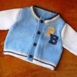Erkek Bebek Örgü Modelleri 81