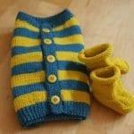 Erkek Bebek Örgü Modelleri 89
