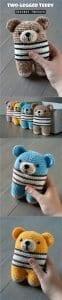 İki Ayaklı Teddy Yapılışı 2