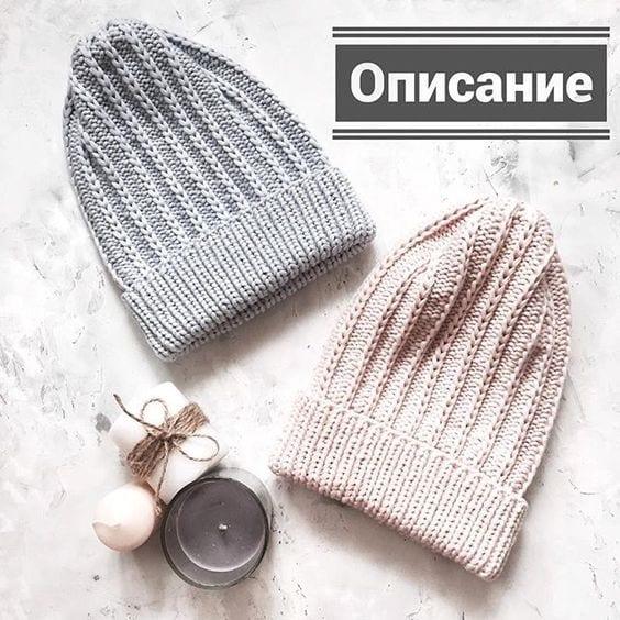 Örgü Atkı Şapka Modelleri 10