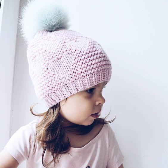 Örgü Atkı Şapka Modelleri 20