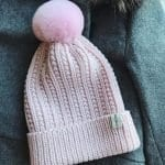 Örgü Atkı Şapka Modelleri 67