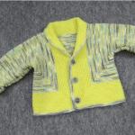 Surprise Bebek Ceketi Yapılışı 1