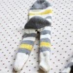 Çoraptan Maymun Yapılışı 8