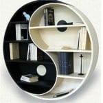 Duvar Raf ve Kitaplık Modelleri 9